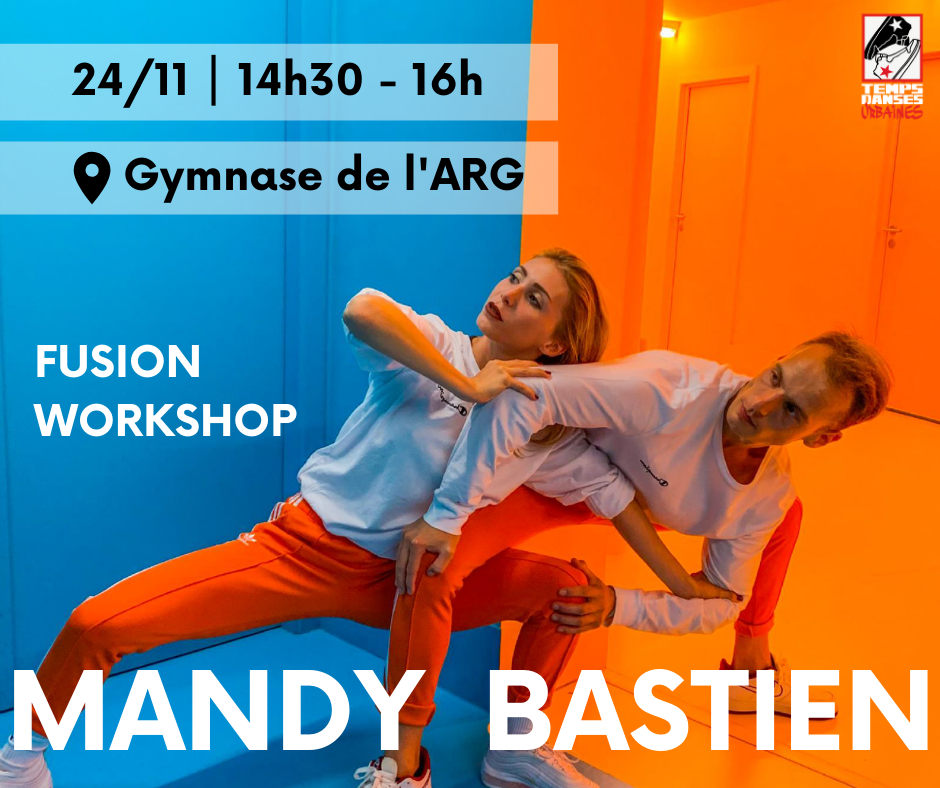 workshop danse fusion