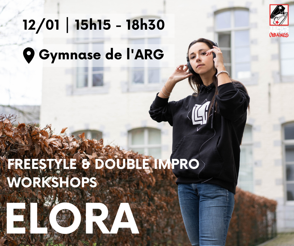 workshop danse freestyle charleroi