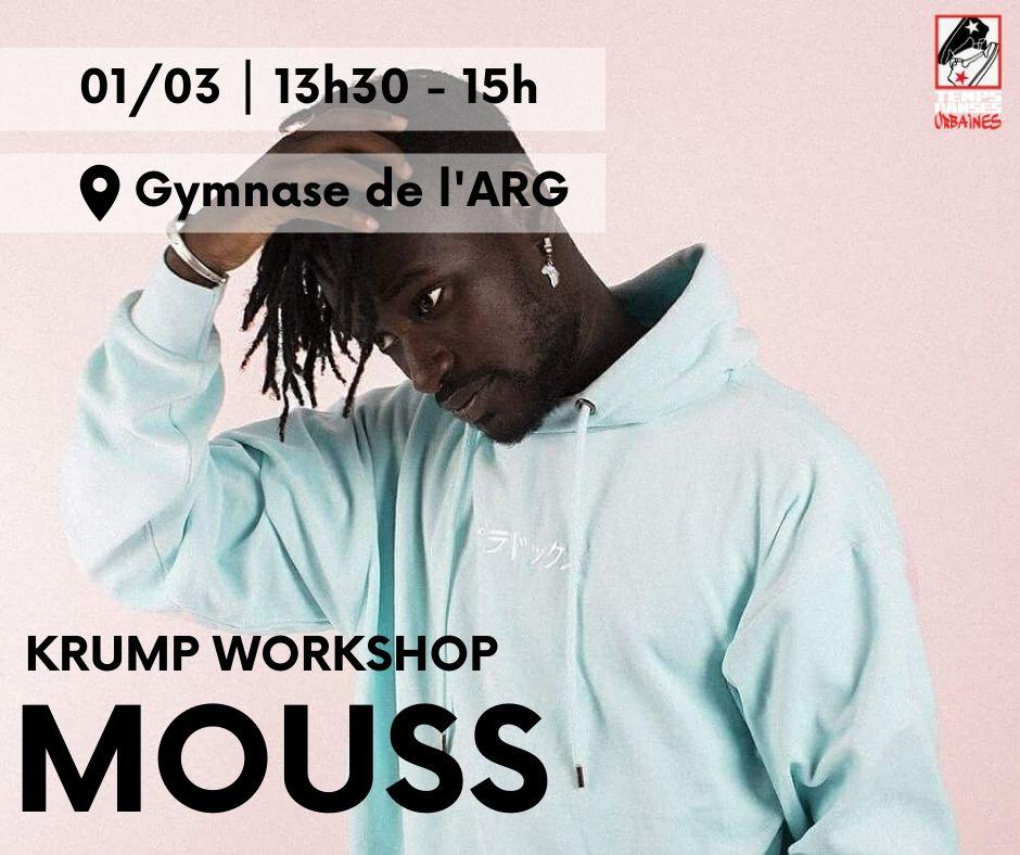 workshop Mouss Ronin Krump