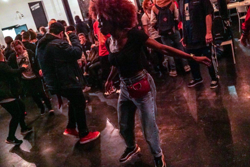 HipHop A6000 Session ça Danse
