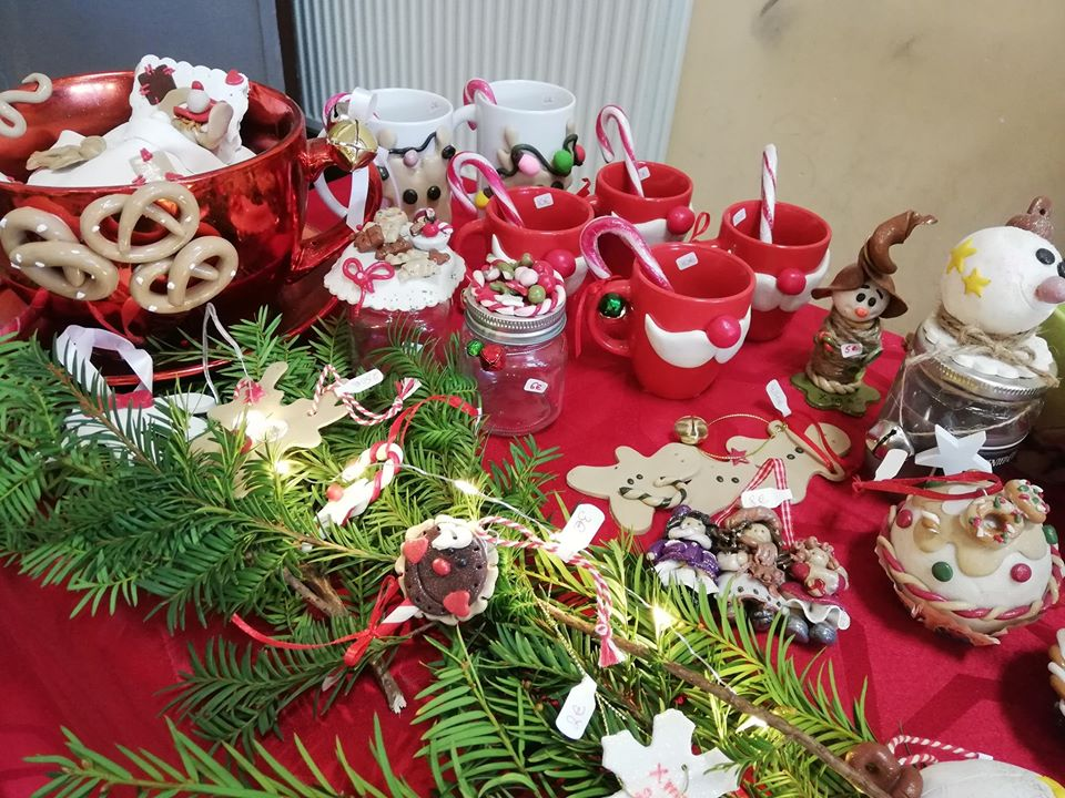 TDU fête Noël décorations