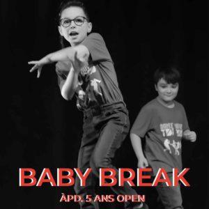 cours de baby break