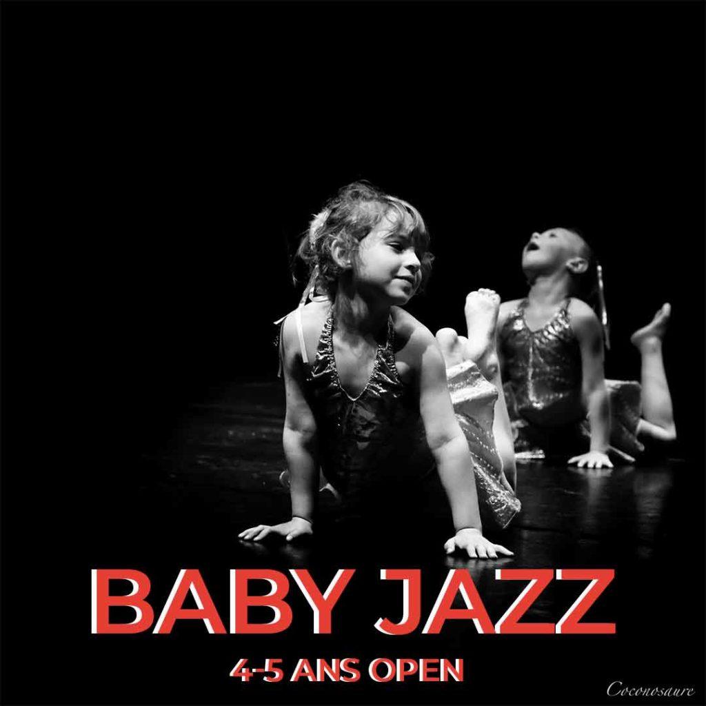 cours de danse baby jazz