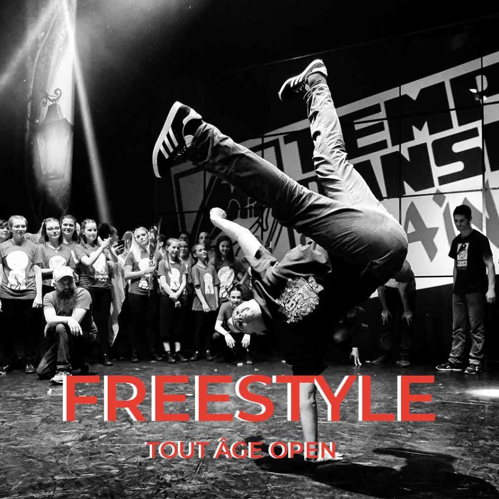 sessions persos - freestyle