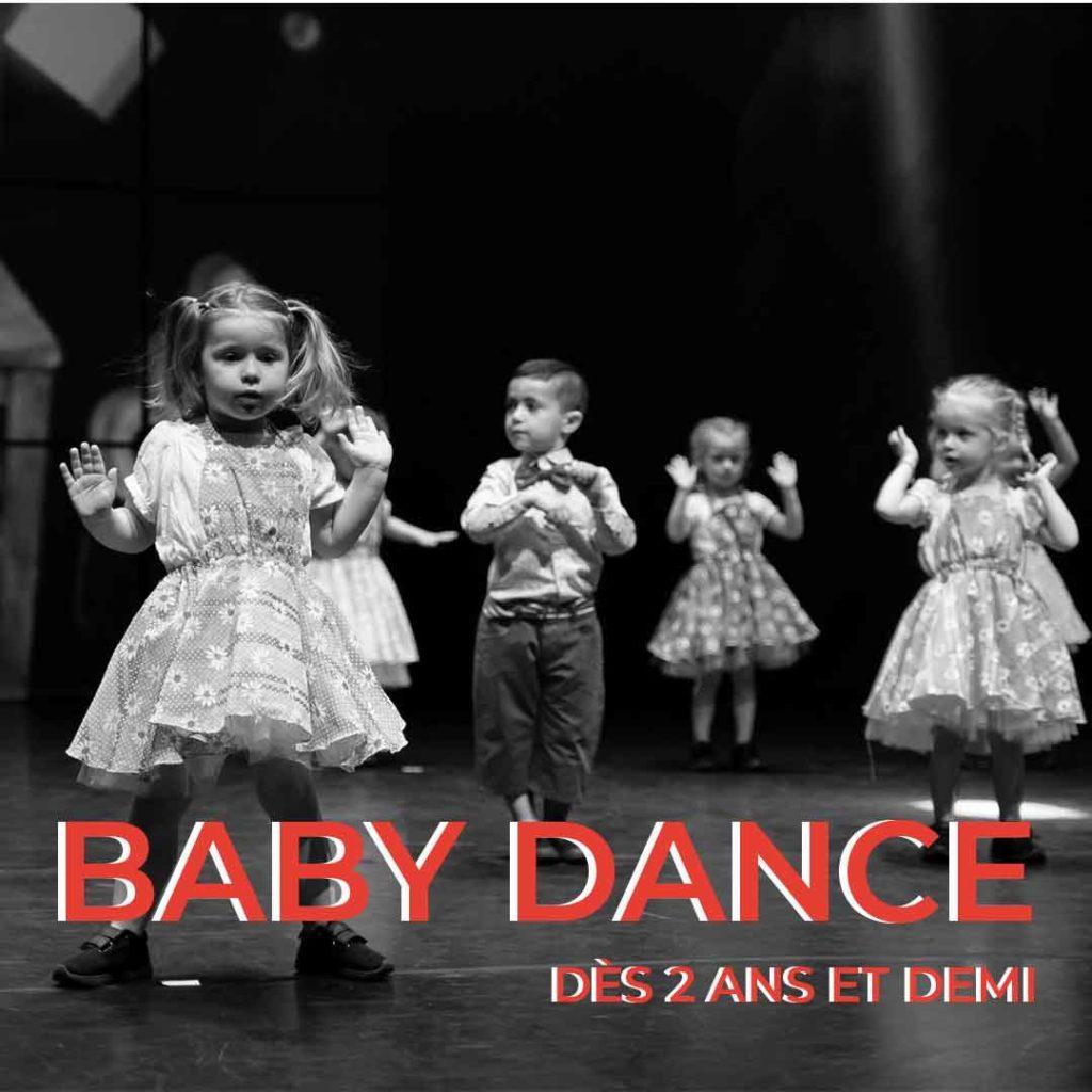 cours de danse baby