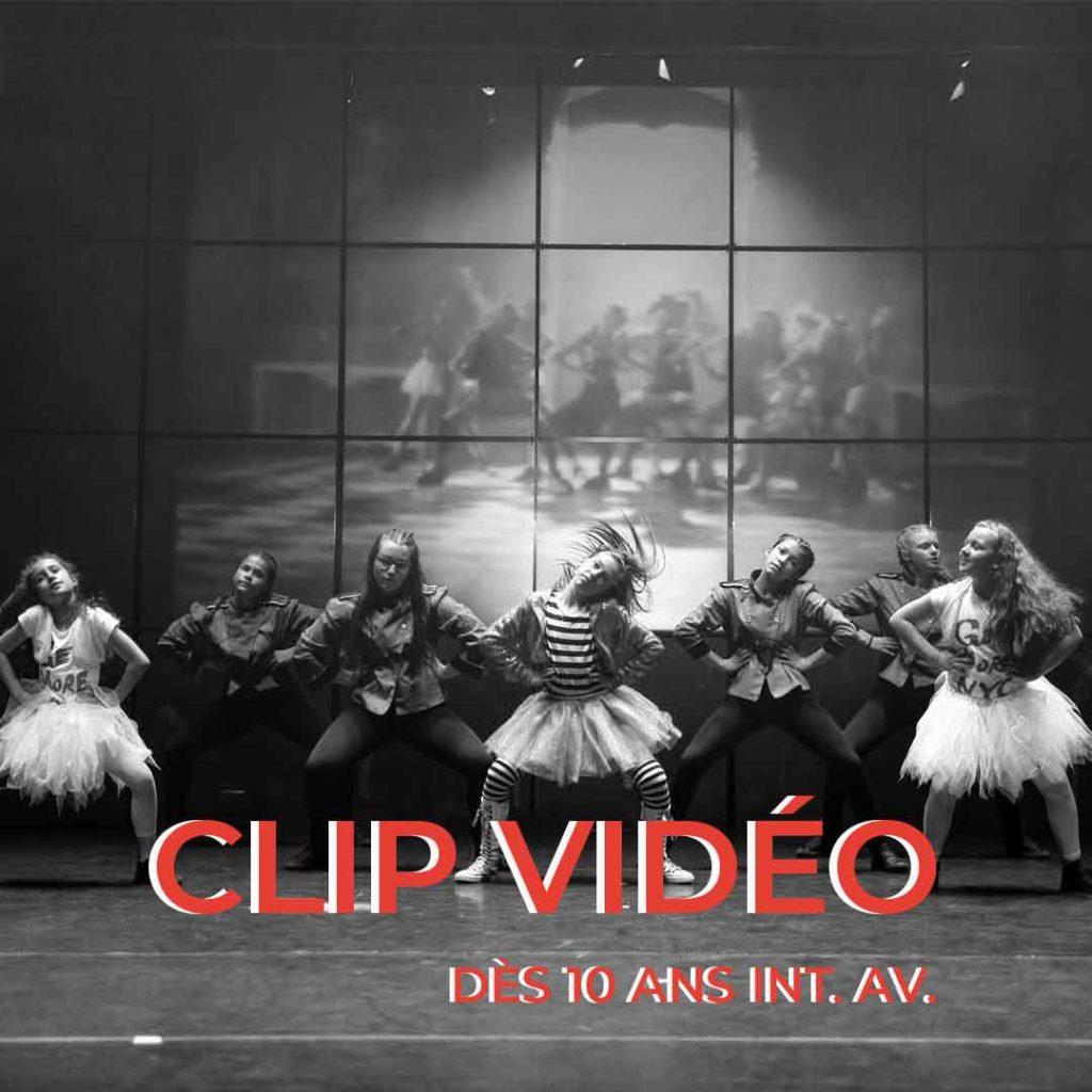 cours de danse clip vidéo