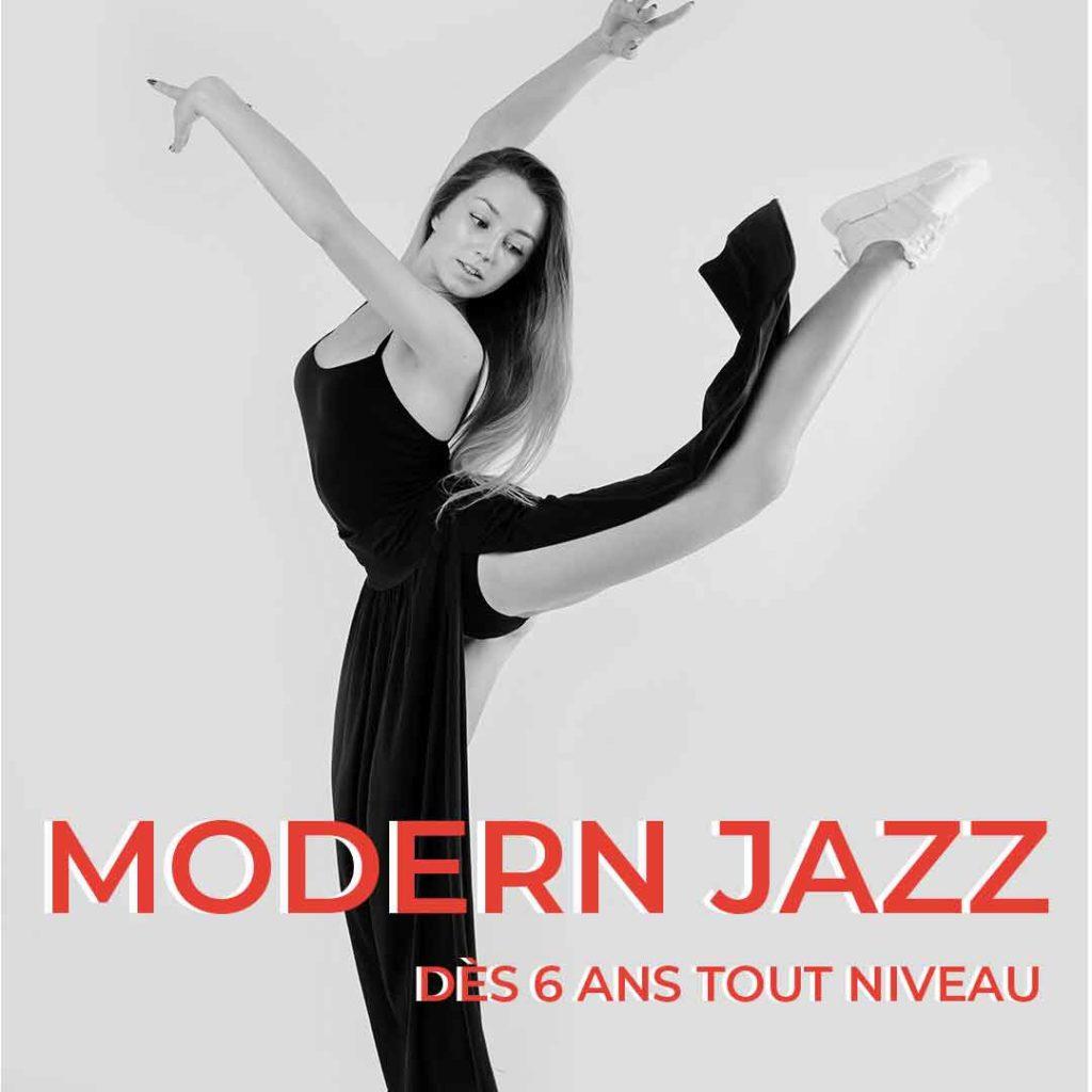 cours de modern jazz