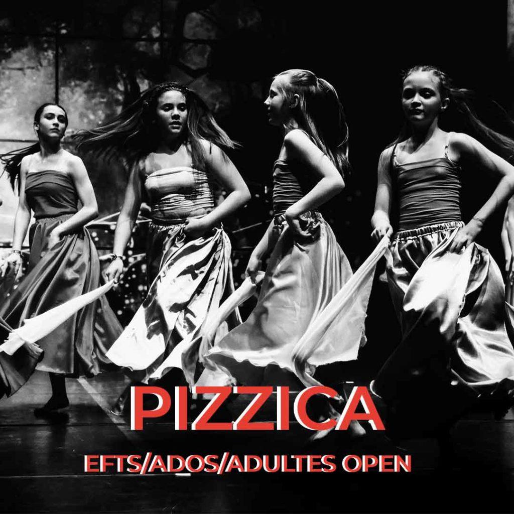 cours de danse italienne