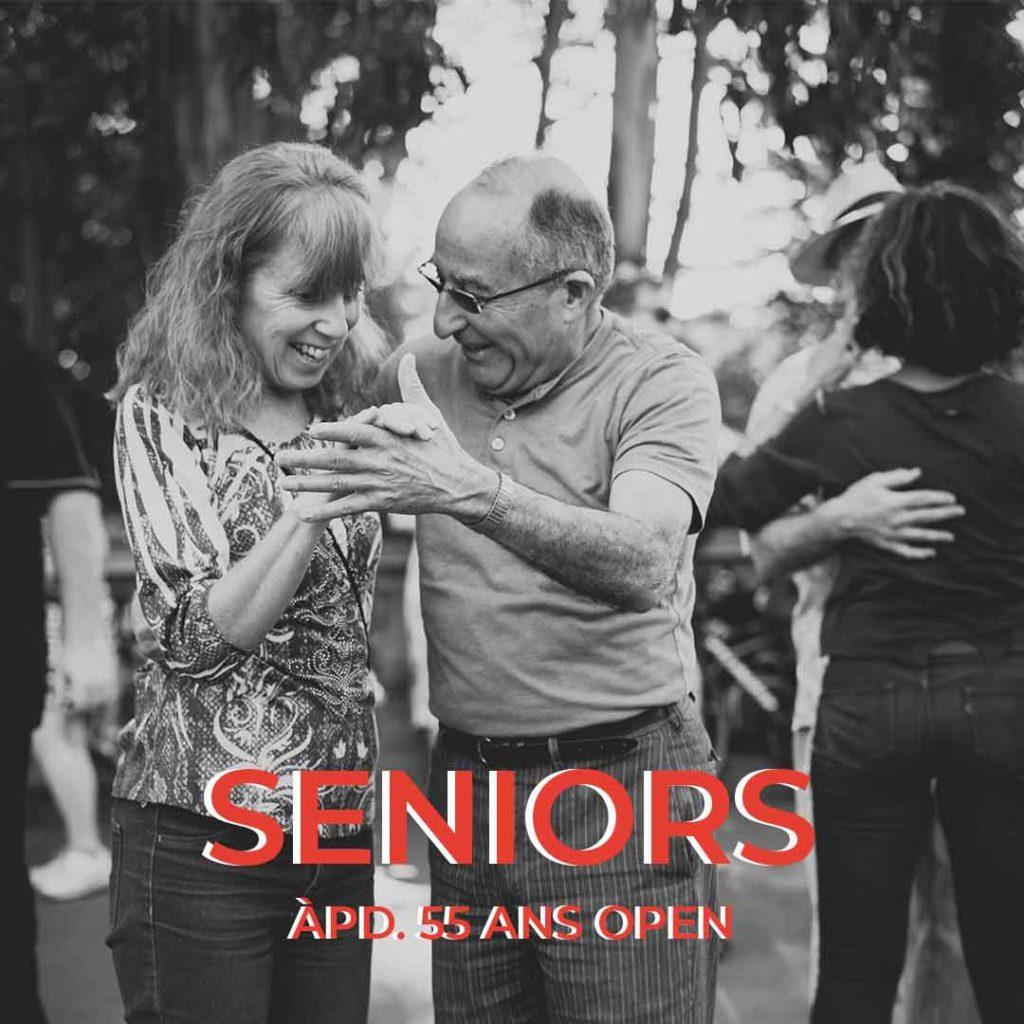 cours de danse seniors