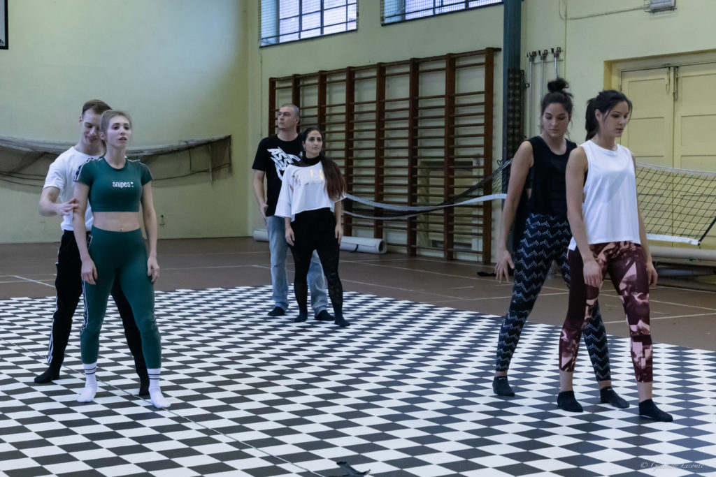 workshop danse fusion