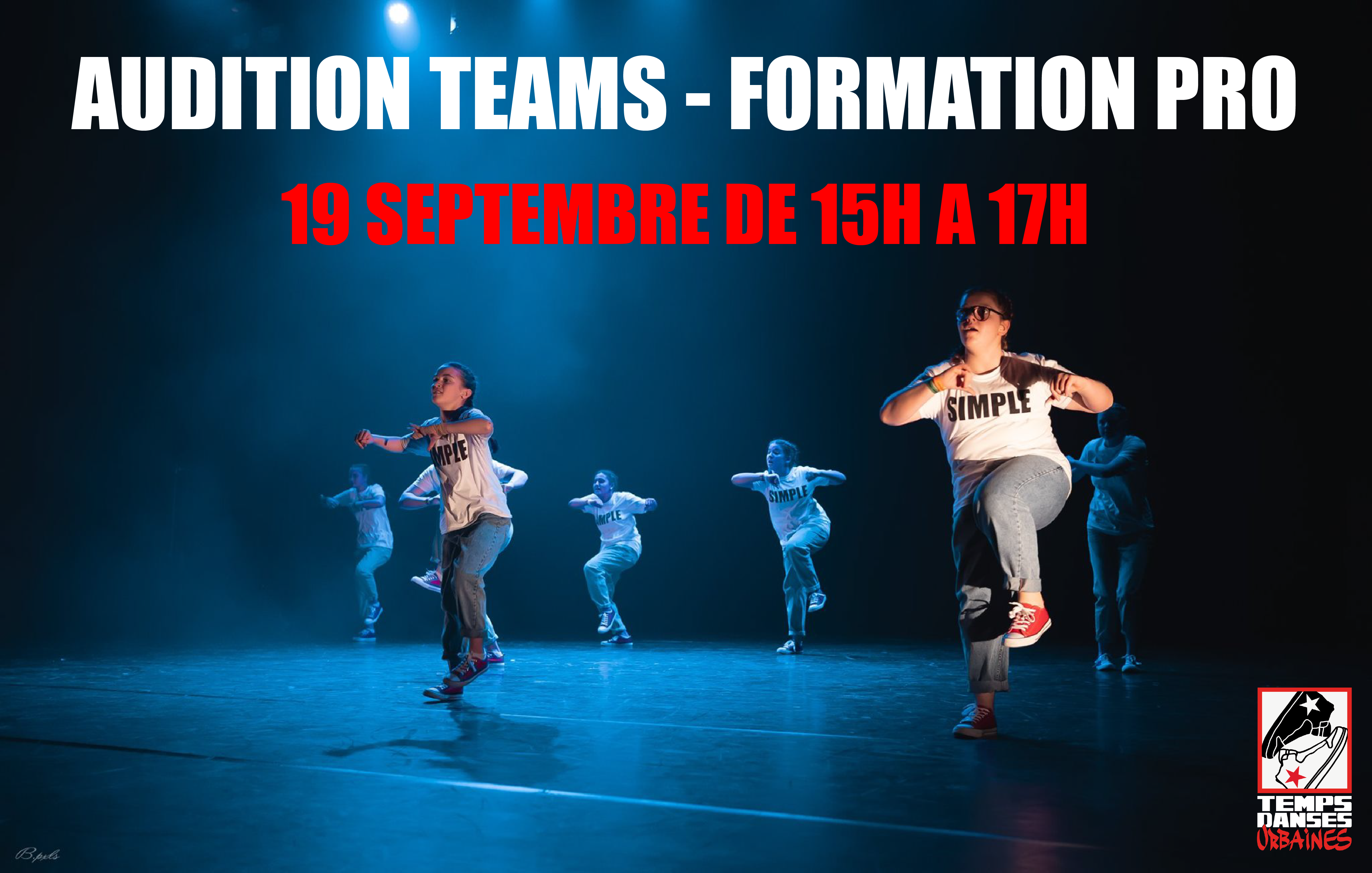 audition team formation pro